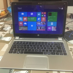 Hp Envy SleekBook 4, i3-3217U 1, 8GHZ, 4GB DDr3, HDD 500GB, Display 14