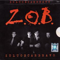 Z.O.B. – ZuluOscarBravo (1 CD) - Muzica Rock roton