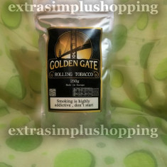 Tutun Rulat/Injectat Golden Gate 500g Tarie Light ! EXTRA VOLUM !