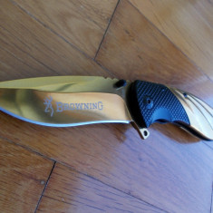 Briceag Browning Gold - Briceag/Cutit vanatoare