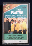 The Platters - The Platters _ caseta audio,compilatie,Germania