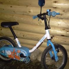 Bicicleta copii, 14 inch, Numar viteze: 1