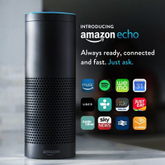 Amazon Echo - Asistent Personal Inteligent Alexa