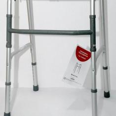 Cadru pt mers, pasitor – pliabil – ajustabil - foarte usor si rezistent - Articole ortopedice, Cadru mers