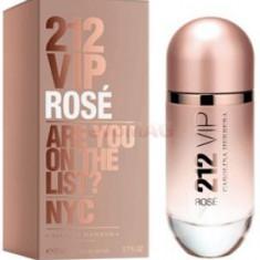 PARFUM C.H 212 VIP ROSE 80 ML ---SUPER PRET, SUPER CALITATE! - Parfum femeie Carolina Herrera, Apa de parfum