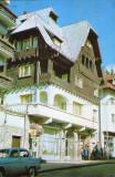 Ilustrata circulata 1975 - Sinaia- Vila Excelsior - 2/scan