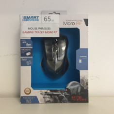 Mause Gaming Tracer Kintaro Moro - Mouse Tracer, Wireless, Optica, 1000-2000