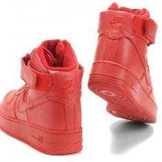 Ghete sport barbati Nike red - Ghete barbati Nike, Marime: 41 1/3, Culoare: Rosu