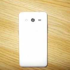 Samsung galaxy core 2 - Telefon Samsung, Alb, Orange, Dual SIM