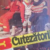 HOPCT REVISTA CUTEZATORII NR 3-IANUARIE 1981 -PIONIER JUDOKAN PE COPERTA - Revista scolara