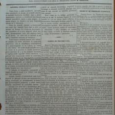 Reforma, ziar politicu, juditiaru si litteraru, an 2, nr. 72, 1860