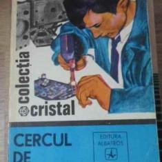 Cercul De Radiotehnica - Dumitru Codaus, 392922 - Carti Electrotehnica
