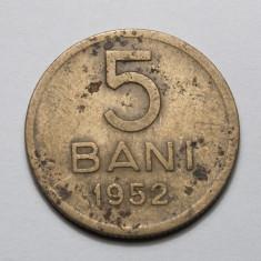 5 bani 1952 - Moneda Romania