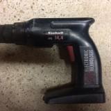 autofiletanta EINHELL 14,4 volti