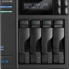 Asustor AS6204T NAS - network attached storage tower, 4-bay