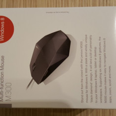 Mouse Lenovo M300 black nou