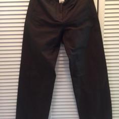 Pantaloni dama MAX MARA, mas. 46, Marime: Alta, Culoare: Maro, Lungi