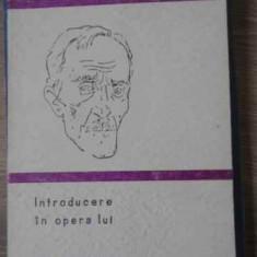 Introducere In Opera Lui G. Bacovia - Dinu Flamand, 393020 - Biografie