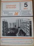 Constructii De Locuinte 5/1973 - Colectiv ,393080