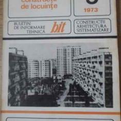 Constructii De Locuinte 5/1973 - Colectiv, 393080 - Carti Constructii