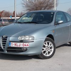 Alfa Romeo 147 TwinSpark NAVI CLIMA 1.6i 16v, An Fabricatie: 2001, Benzina, 189000 km, 1600 cmc