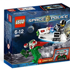 LEGO - Space Police Squidman Escape #5969