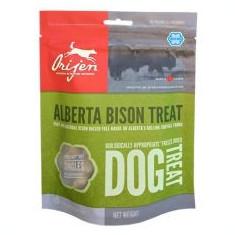 Hrană recompensă ORIJEN TREAT - Alberta Bison Singles 56, 7 g - Hrana caini