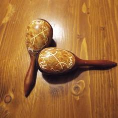 Castaniete lemn muzica