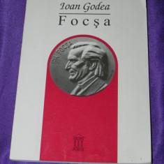 Ioan Godea - Gheorghe Focsa o viata de muzeograf (f0859 - Carte Arta populara