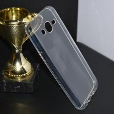 Husa noua Samsung Galaxy J5 2015 UltraSlim Silicon TRANSPARENTA protectie - Husa Telefon