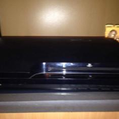 Vand PS3 120 Gb + fifa 17 si 16, gta5 si altele - PlayStation 3 Sony