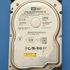 Harddisk HDD Western Digital WD IDE 80GB WD800BB