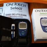 GLUCOMETRU ONE TOUCH SELECT