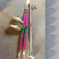Ski-uri dama, clapari si bete ATOMIC - 190 cm -, Marime: 26, Femei