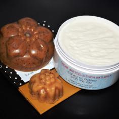 Crema anticelulitica naturala