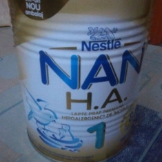 Lapte praf NAN HA1 - Lapte praf bebelusi Nestle