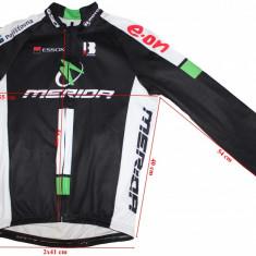 Bluza ciclism Biemme, logo Merida, barbati, marimea M - Echipament Ciclism, Bluze/jachete