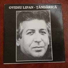 Disc vinil ( vinyl, pick-up ) - Ovidiu Lipan Tandarica !!!! - Muzica Folk
