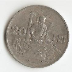 20 LEI 1951 - Moneda Romania