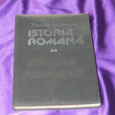 Istoria romana - Theodor mommsen vol 2 (f0831 - Istorie