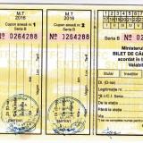 Bilet calatorie gratuita 2016 CFR nefolosit legea 44/1994 veteranii de razboi