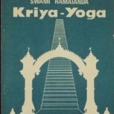 Kriya - Yoga de Swami Ramaianda. Colectia Lotus - Carti Hinduism