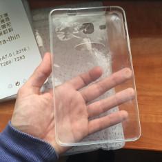 Husa NOUA transparenta silicon Samsung Galaxy Tab A 7'' 2016 T280 T285 folie - Husa Tableta