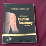 Netter Atlas of Human Anatomy, 4th Edition