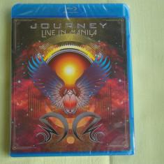 Blu-ray JOURNEY - Live In Manila 2009 - NOU Sigilat, BLU RAY, universal records