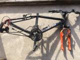 Cadru bicicleta ROCKRIDER 5.2, Cadre si urechi
