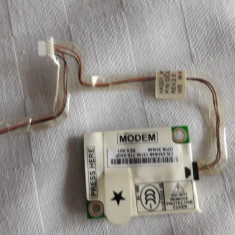 Placa modem laptop Dell XPS M1710