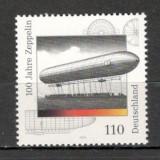 Germania.2000 100 ani dirijabilul SG.1040 - Timbre straine, Nestampilat