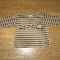 Bluza pentru copii baieti de 9-12 luni de la h&m, Marime: Masura unica, Culoare: Din imagine