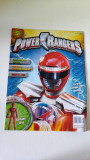 Revista Power Rangers 7/2009, 20 iulie-20 august, poster gardianul roz Overdrive